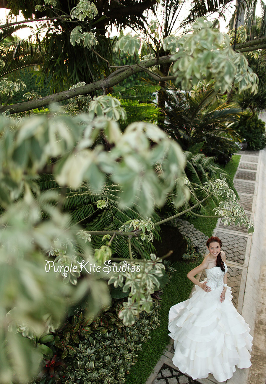 Bridal Editorial Shoot at Gazebo Royale Quezon City