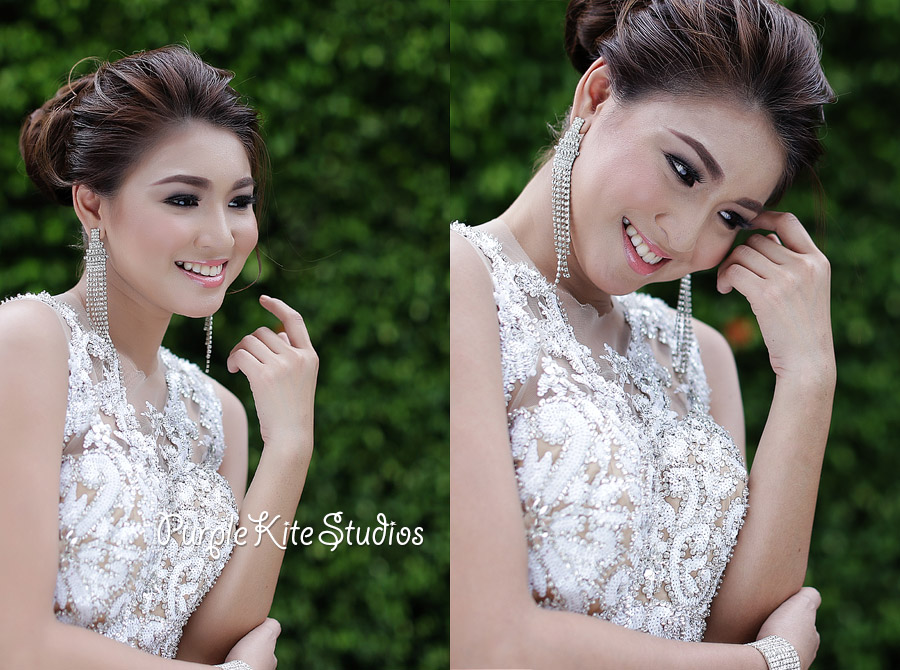 Nadine Lustre Pre-Debut Themed Photo Shoot by Purple Kite Studios