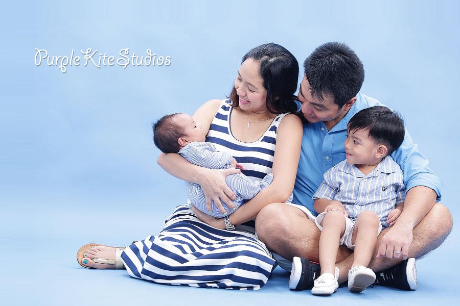 Visalda Family by Purple Kite Studios