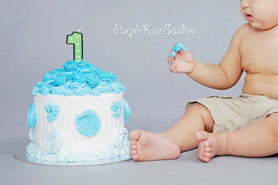 Quen's Cake Smash by Purple Kite Studios