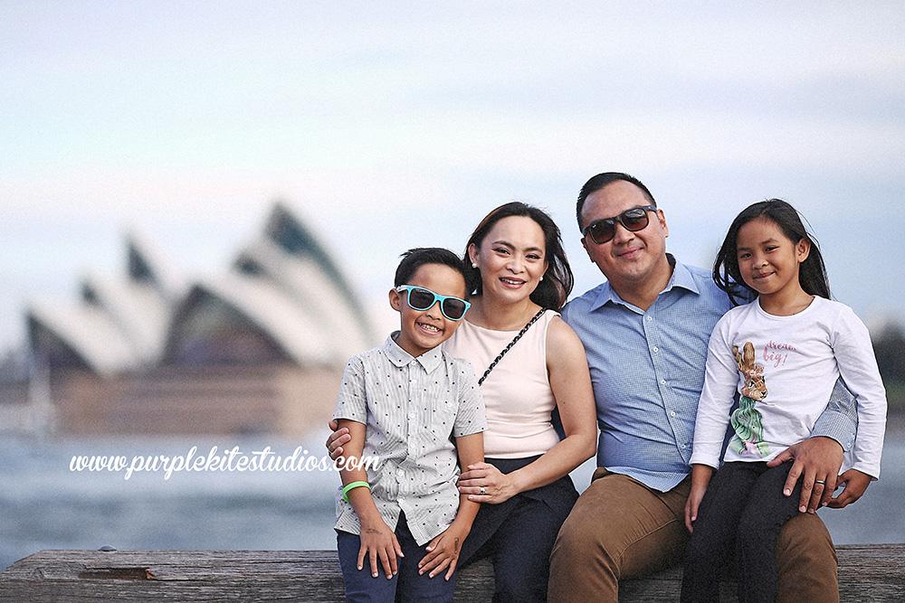 Cosinas Family by Purple Kite Studios