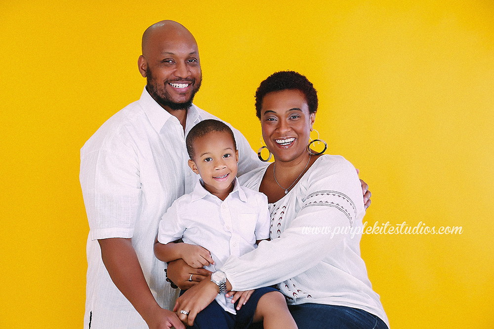 Jackson Family by Purple Kite Studios
