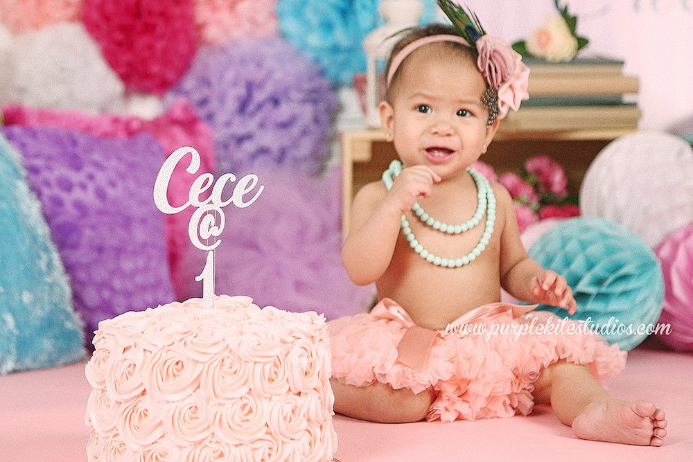 Cece Pre-birthday by Purple Kite Studios